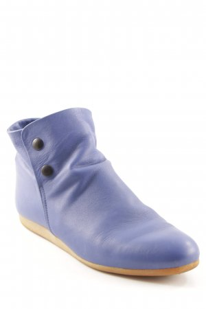 Arche Stivaletto slip-on blu stile casual