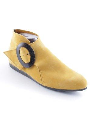 Arche Stivaletto slip-on giallo scuro stile casual