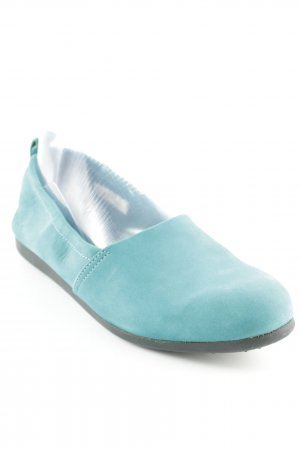Arche Slip-on Shoes cadet blue minimalist style