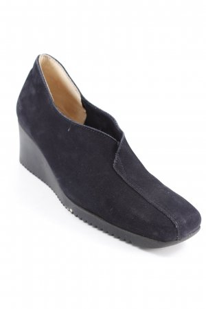 Arche Scarpa slip-on nero stile casual