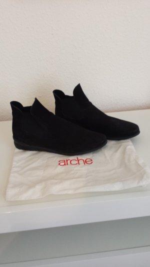 Arche Stiefeletten in schwarz