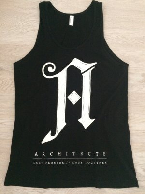 Architects, Lost Forever Lost Together Tanktop Gr. S