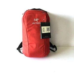 Sac à dos pour ordinateur portable rouge fluo