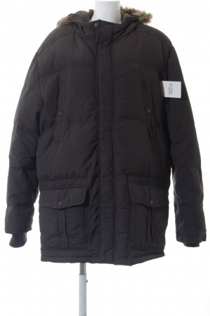 Arctic North Parka dunkelgrau Casual-Look