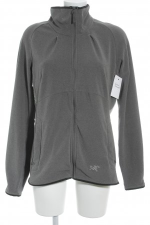 Arctteryx Fleece Jackets grey casual look