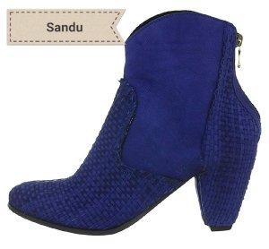 Area Forte Boots Stiefel Stiefelette Neu €499 d.g. kpl Leder Handmade