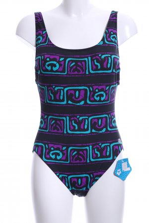 Arena Swimsuit abstract pattern extravagant style
