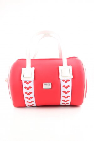 Arena Sports Bag bright red-natural white athletic style