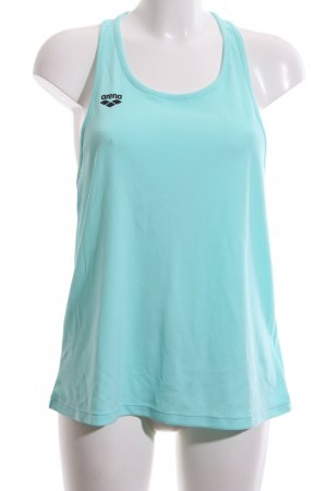 Arena Sports Tank turquoise athletic style
