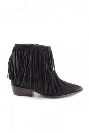 Arezzo Western Booties black casual look