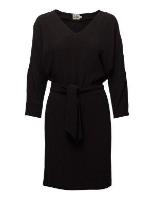 Twist & Tango Midi Dress black rayon