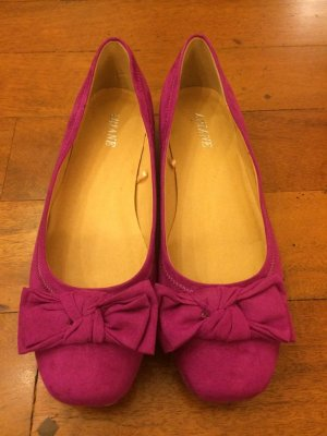 Ariane Slingback Ballerinas pink leather