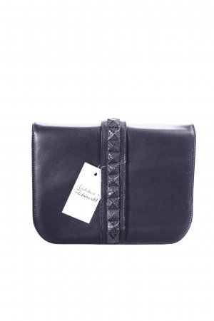 Aridza Bross Clutch schwarz Punk-Look