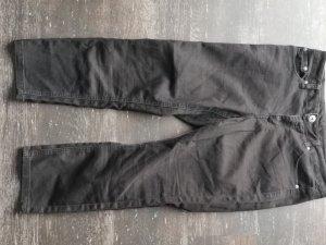 Arizona Jeans a 7/8 nero