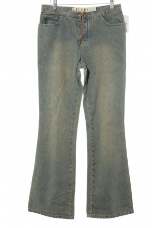 Arizona Boot Cut Jeans mehrfarbig Jeans-Optik