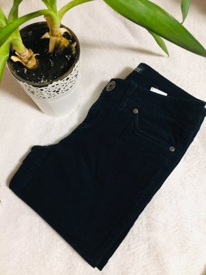 Arizona Corduroy broek zwart