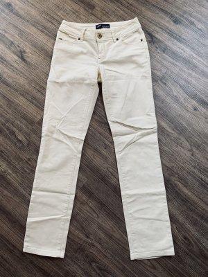 Arizona Hoge taille jeans lichtgeel