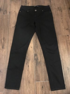 ARIZONA Jeans Treggins slim schwarz Gr. 40