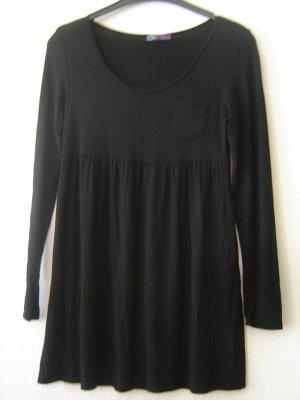 Arizona Vestido de manga larga negro