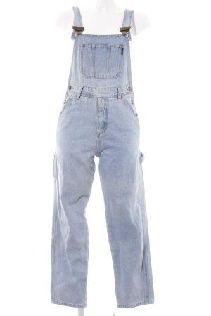Arizona Latzhose hellblau 90ies-Stil