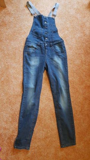 Arizona Jeans slim bleu-bleu acier