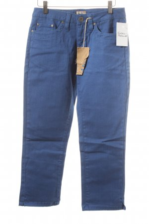 Arizona Slim Jeans stahlblau Casual-Look