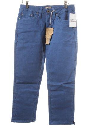 Arizona Slim Jeans stahlblau Casual-Look