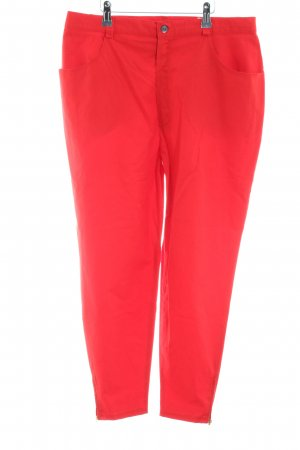 Arizona Stretch Trousers red casual look