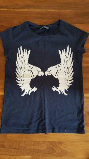 Arizona Camisa holgada azul oscuro