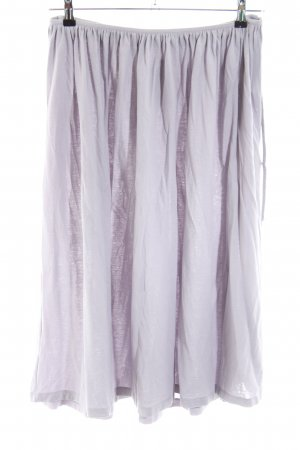 ARKET Midi Skirt lilac business style