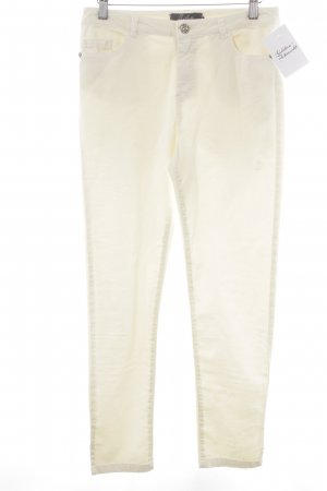 Arlette Kaballo High Waist Jeans creme Casual-Look