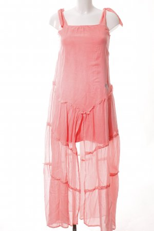 Arlette Kaballo Beach Dress pink casual look