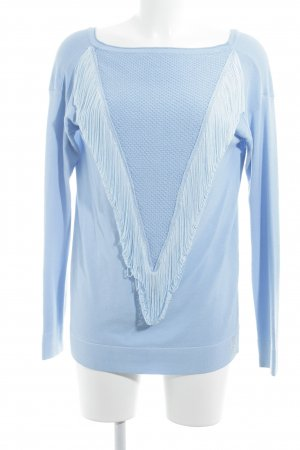 Arlette Kaballo Sweat Shirt azure Boho look