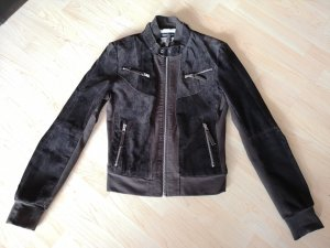 Arma Collection Leather Jacket dark brown