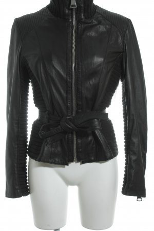 Arma Women Bikerjacke schwarz Rockabilly-Look