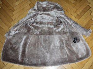 Arma Collection Cappotto in pelle multicolore Pelle