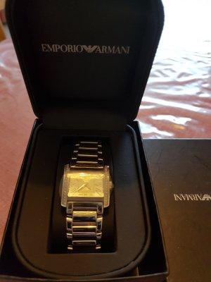 Armani Horloge zilver