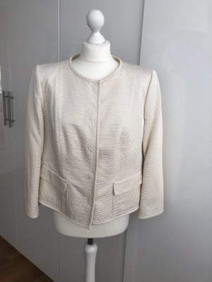 Armani Collezioni Short Jacket cream