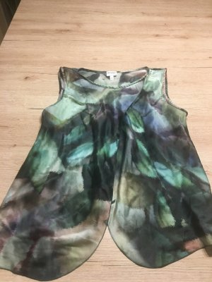 Armani Blouse multicolored silk