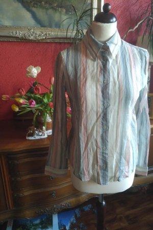 Armani Jeans Cuello de blusa azul claro
