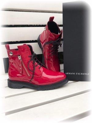 Armani boots, Lack, 36, Armani Exchange