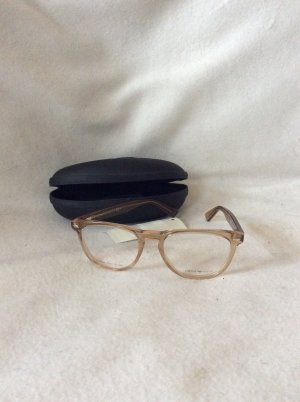 Armani Glasses oatmeal synthetic material