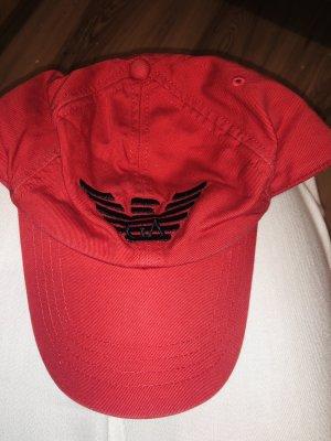 Emporio Armani Cappellino rosso