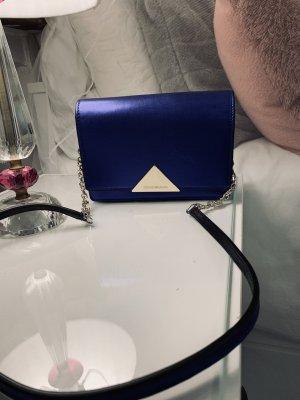 Armani clutch in blau