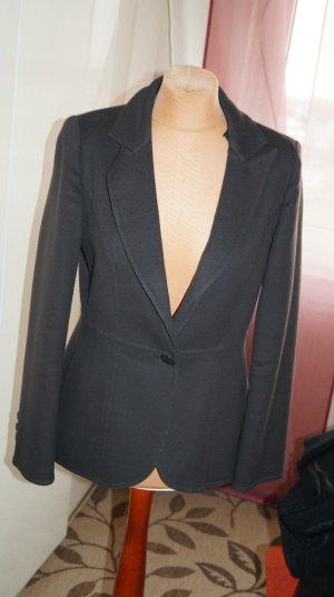 Armani Collection Blazer Wolle Schoko Braun Gr. 38 / 40