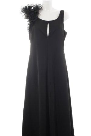 Armani Collezioni Abendkleid schwarz Elegant