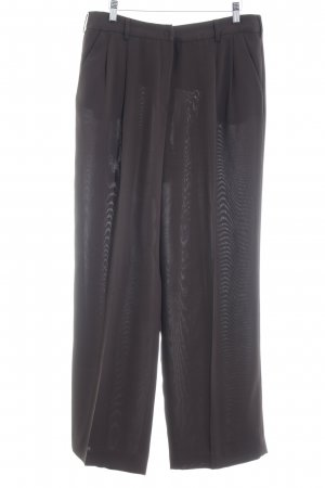 Armani Collezioni Pleated Trousers taupe business style