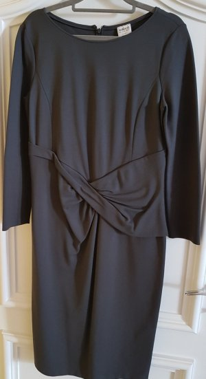 Armani Collezioni Longsleeve Dress dark grey
