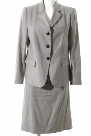 Armani Collezioni Ladies' Suit black-white graphic pattern business style