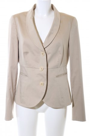 Armani Collezioni Short Blazer natural white business style